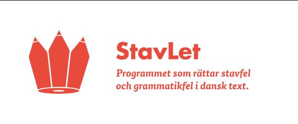 StavLet hjälper dig att stava rätt på danska